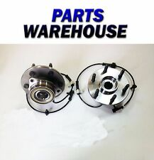 2 Front Wheel Hub Bearing Assembly Chevrolet Gmc 4Wd 3 Year Warranty