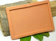 (B009) Moule en silicone pour Brique Maçonnerie de briques, échelle N