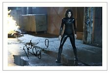 KATE BECKINSALE SIGNED PHOTO PRINT AUTOGRAPH POSTER UNDERWORLD
