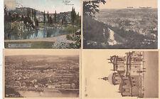 Lot 4 cartes postales anciennes BELGIQUE NAMUR 1