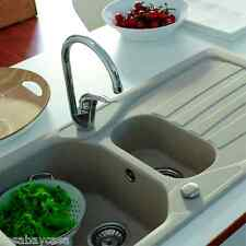 MISCELATORE PLATINO FRANKE CROMATO Rubinetto da cucina Mixer per lavello 0737490