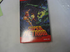 Super metroid super famicom sfc japan complet mint