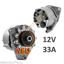 ALTERNATORE 12v - 33a KHD Deutz Linde Same Bosch cfr-nr 0120339531 0120339514