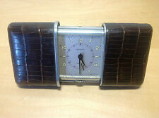Used - Vintage Alarm clock MOVADO 8 Days - Reloj despertador - For Collectors