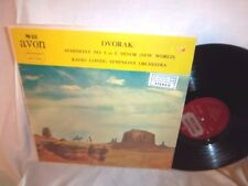 RADIO LEIPZIG SYMPHONY ORCHEST-DVORAK: #5 IN E MINOR (NEW WORLD) NO BC NM/VG+ LP