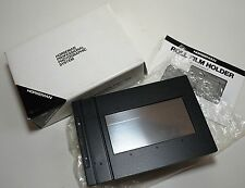 Horseman 612 Roll Film Back for 4x5 Universal Mount Large Format Camera in Box