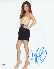 Rachel Bilson SIGNED 11x14 Photo Dr Zoe Hart Hart of Dixie PSA/DNA AUTOGRAPHED