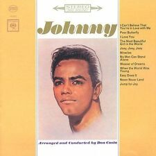 Johnny Mathis : Johnny CD (1996)