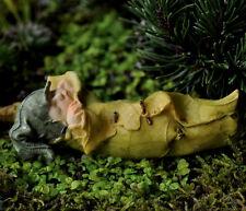 Miniature Fairy Garden Leaf Baby b / New Dollhouse  Faerie 17504