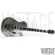 New - Gretsch G5439T Electromatic Pro Jet Guitar with Bigsby - Silver Sparkle