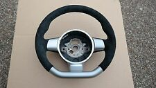 LAMBORGHINI & AUDI R8 OEM FACTORY ORIGINAL EQUIPMENT ALCANTARA STEERING WHEEL