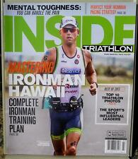 Inside Triathlon Magazine Jan/Feb 2014 - Best Of 2013 - Ironman Training Plan