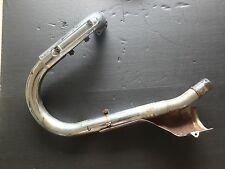 Honda Shadow VT 700 Off 1986 VT700 header exhaust N heatshields left