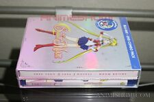 Sailor Moon Set 1 Ep. 1-23 (Limited Edition) Anime DVD+Blu-ray R1 Viz Media