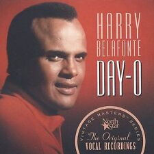 Day-O by Harry Belafonte CD Calypso Banana Boat Cotton Fields Scarlet Ribbons