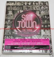 SMTOWN THE STAGE Japan Original Version Complete Edition 2 Blu-ray EYXF-10637