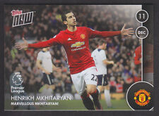 Topps Now - Premier League 2016/17 - 015 H Mkhitaryan - Manchester United /142