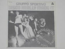 "GRUPPO SPORTIVO -Disco Really Made It- 7"" 45"