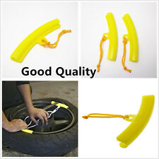 Yellow Soft & flexible Remove Automobile Wheel Tire Rims Edge Protection Strips