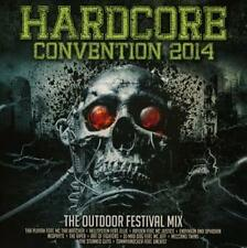 Various - Hardcore Convention 2014/the Outdoor Festival Mix (OVP)