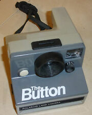 RETRO VINTAGE POLAROID THE BUTTON INSTANT LAND CAMERA