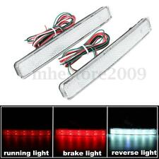 Rear Bumper Reflector LED Brake Driving Reverse Turn Light For VW T5 Transporter