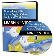 Learn By Video guide DVD-ROM: Filmmaking Workflows New! Sealed! Free Shipping!!!