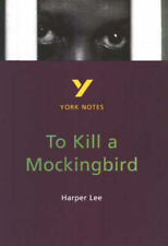 York Notes on Harper Lee's  To Kill a Mockingbird by Beth Sims (Paperback, 1997)