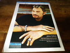 JOHNNY HALLYDAY - Mini poster couleurs 17 !!!!!!!!!!!!!!!