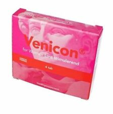 Venicon Female Arousal Sex Pills Guarantee You Wet ! Natural Discreet Genuine