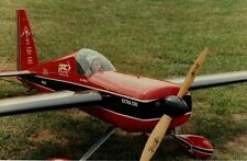 Extra 300 40 inch wing  Scale RC AIrplane Printed Plans & Templates