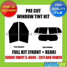 SUZUKI SWIFT 5-DOOR 2011+ FULL PRE CUT WINDOW TINT