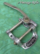 aged Bigsby B5 USA vibrato tremolo aluminum nickel RELIC fits SG Telecaster