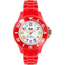 Ice Watch MN.RD.M.S.12 Ice Mini Red Silicone Kid / Ladies Watch