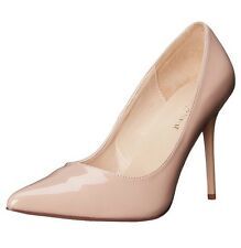 Pleaser Classique 20, Women's Closed-Toe Pumps & Heels, Beige Nude  7 UK 40 EU