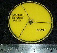 1290 MHz Wheel Antenna by WA5VJB