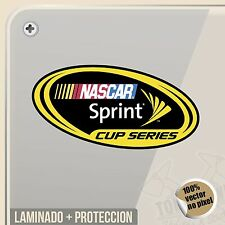 PEGATINA NASCAR SPRING CUP SERIES AUTO RACING VINYL STICKER DECAL ADESIVI