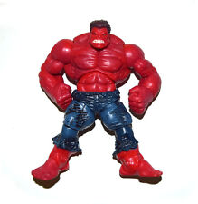 "Marvel Universe 3.75"" Red Hulk Loose Action Figure"