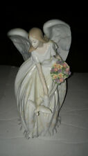 "Lladro Figurine ""FLOWERS OF PEACE' "" #1867-13"" TALL VIRGINIA GONZALEZ"