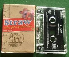 Straw Sailing off The Edge of The World Cassette Tape Single - TESTED