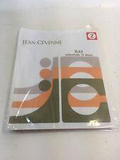 Bas Sans Couture Indémaillable 20 DenierJean Cevenne  Taille 2 nos/sexy/vintage/
