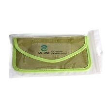 Cell Phone Anti-tracking Anti-spying GPS Rfid Signal Blocker Pouch Case Bag H...