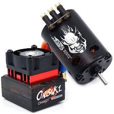 Onisiki Hell Blaze 60A Brushless Sensored ESC 21.5T Motor Combo RC Cars #CB0965