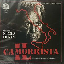 NICOLA PIOVANI - IL CAMORRISTA - SOUNDTRACK CD