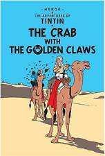 The Adventures of Tintin: The Crab with the Golden Claws by Herge (Paperback)