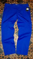 Men's Power Blue Pants NIKE GOLF Tour Performance Dri-Fit 40/32 w/Stretch NWT!