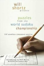 Will Shortz Presents Puzzles from the World Sudoku Championship : 100...