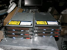 6 X IBM HS21 Server Blades 5 X Dual 2.83GHZ & 1 X Dual 2.5GHz 16GB RAM No HDD
