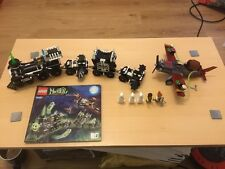 Lego 9467 Monster Fighters The Ghost Train - Used