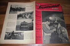 der FRONTSOLDAT erzählt...  # 2/1953 -- NACHTJAGD / FLIEGENDER LKW / ZERSTÖRER